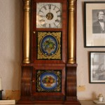 Seth Thomas Clock that belonged to Simon Lane.