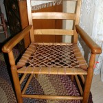 Simon Lane's chair